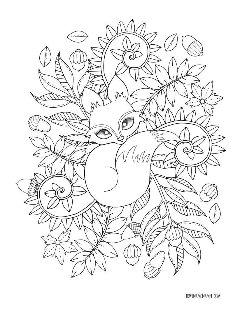 Autumn Magic – Edwina Mc Namee