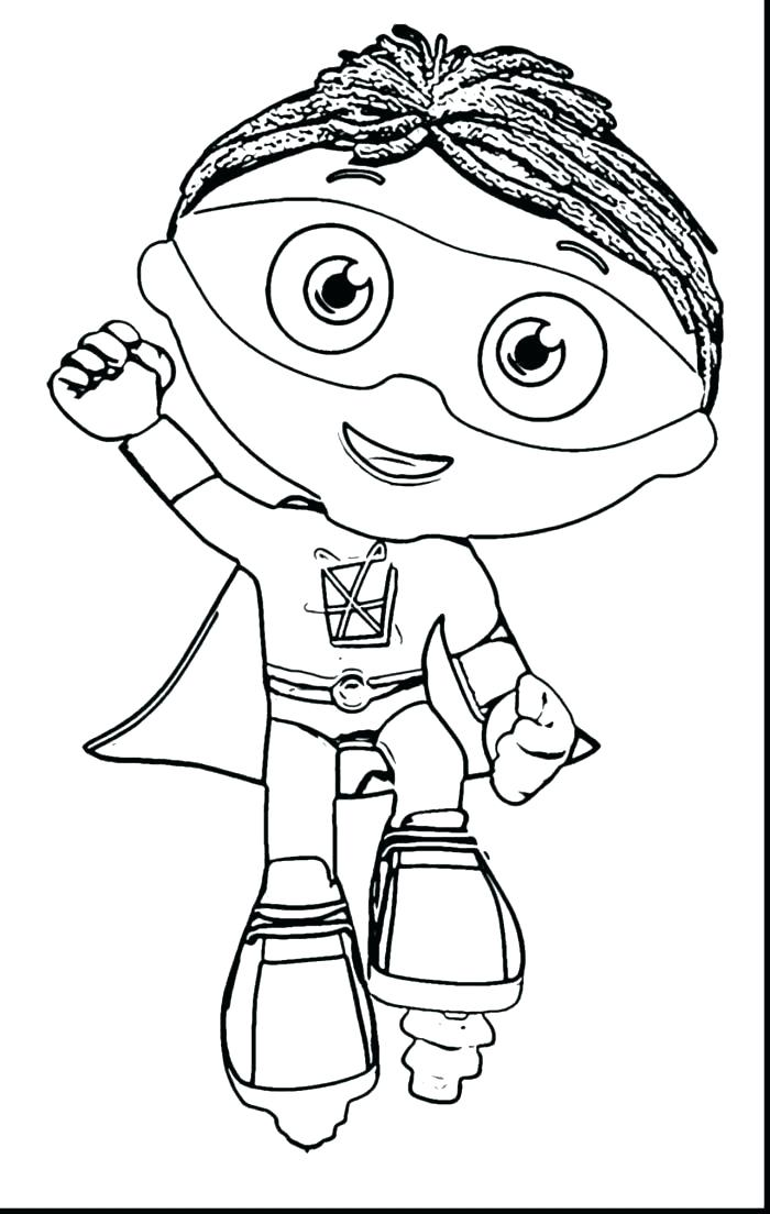 Super Why Coloring Pages Printablerhneocoloring: Coloring Pages Super Why Printable At Baymontmadison.com