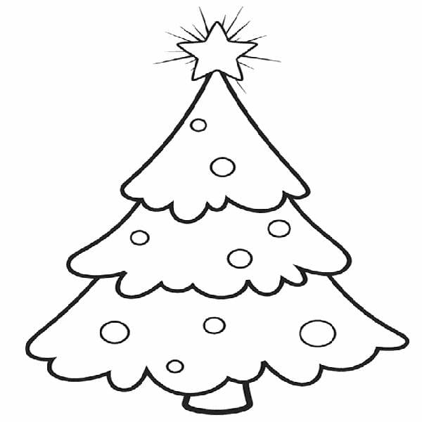 Christmas Coloring Pages For Kindergarten Free Coloring Library