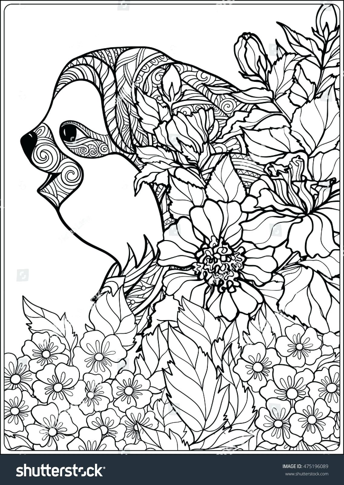 A Coloring Page Of Forest Made By Forest Coloring Page Rainforest