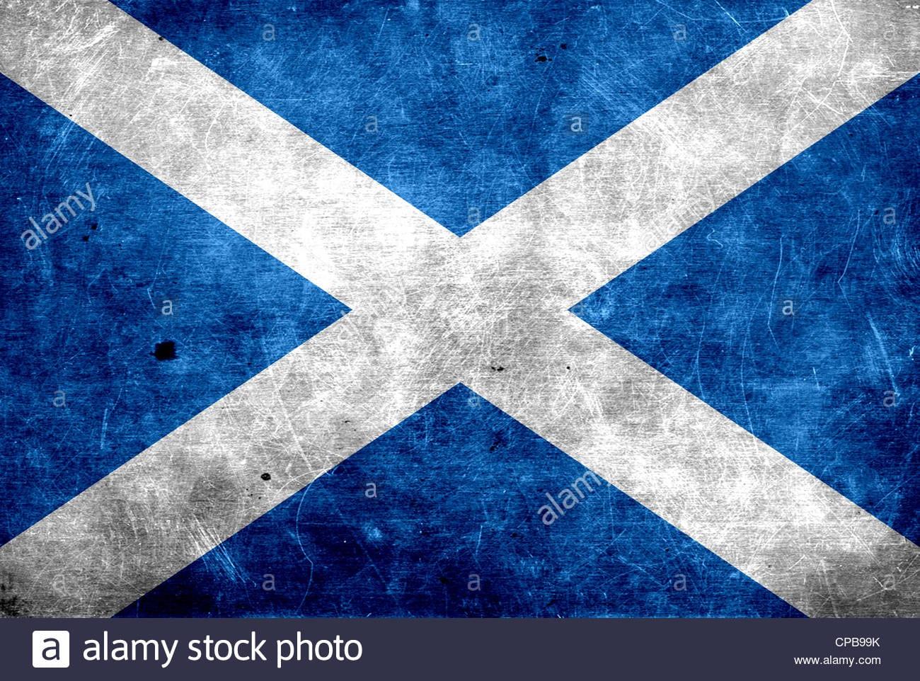 Flag Of Scotland Stock Photos & Flag Of Scotland Stock Images