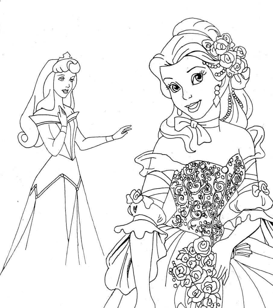 Princess Printable