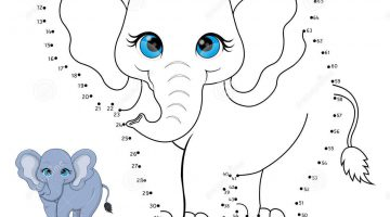 Elephant Connect The Dots
