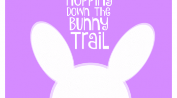 Free Printables Easter Bunny