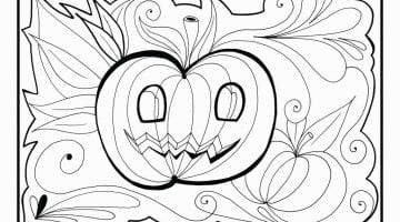 First Grade Christmas Coloring Pages