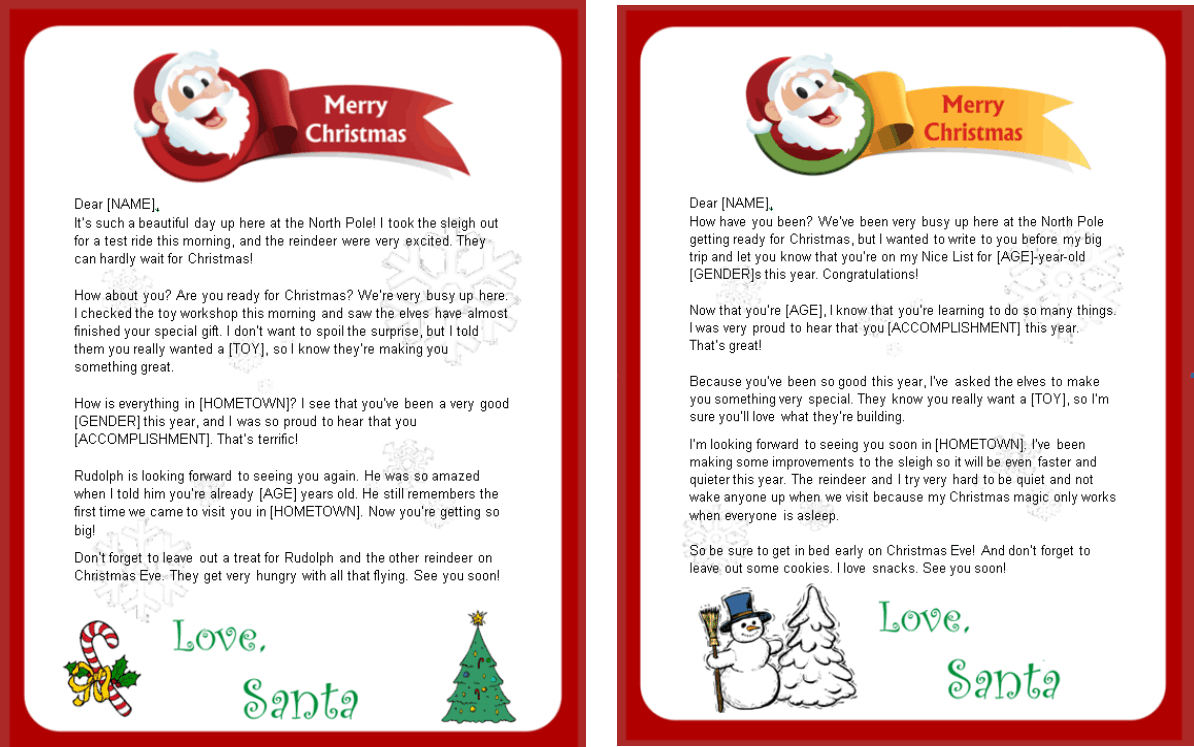 Christmas Freebies For The Whole Family