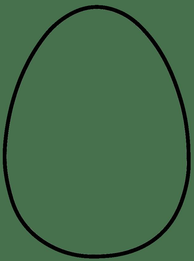 Best Photos Of Easter Egg Shape