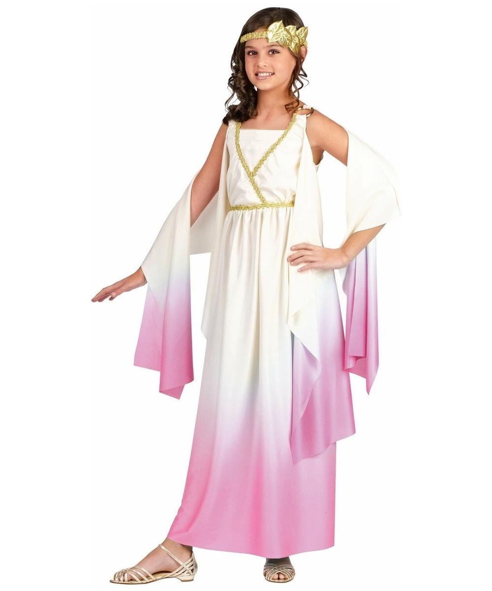 Greek Athena Kids Costume