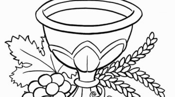 Free Lent Coloring Pages