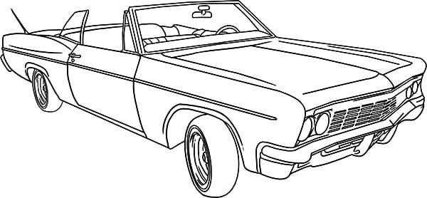 Car Color Sheets