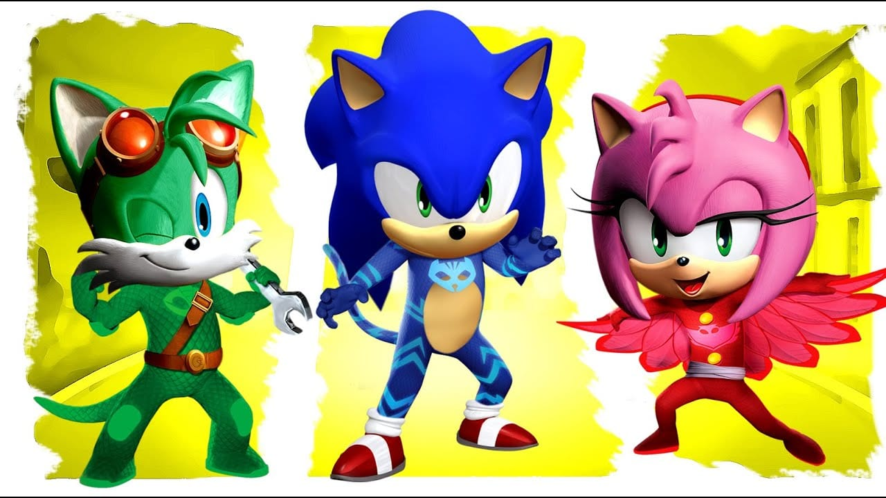 Pj Masks Sonic Boom Coloring Pages For Kids