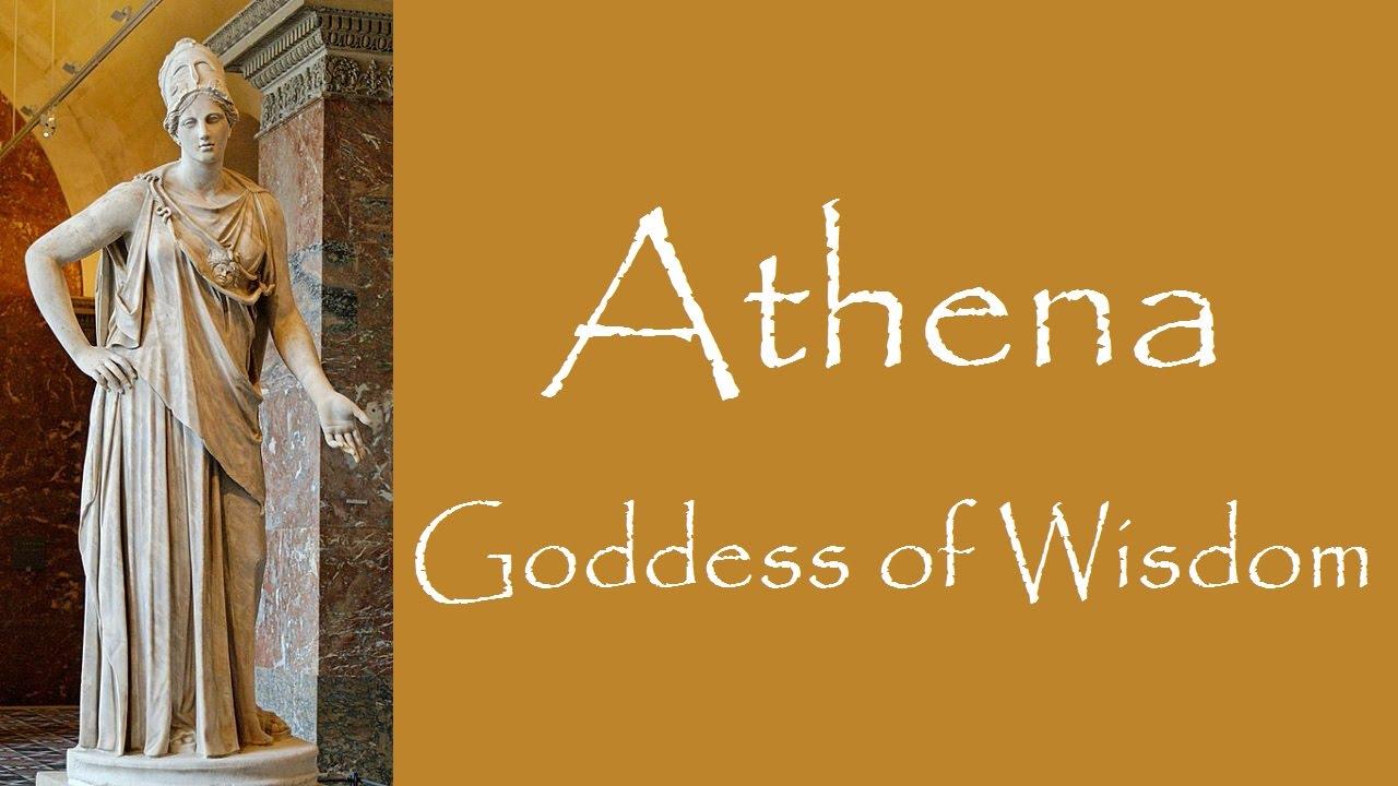 Greek Mythology  Story Of Athena