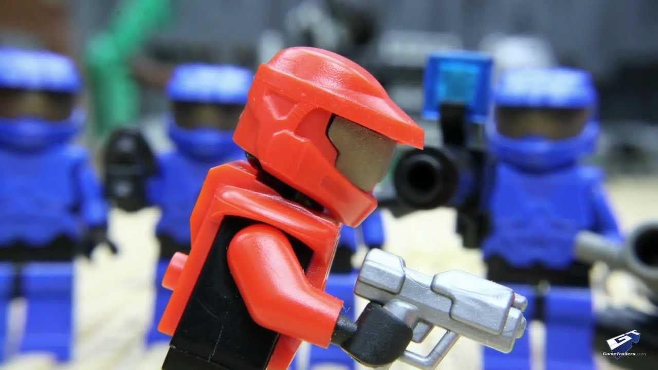 Battle Of The Brick  Built For Combat