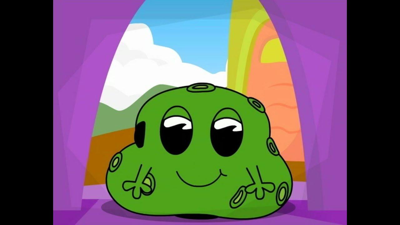 Alien Bob  Alien Characters S01e01  Science Fiction Cartoon For