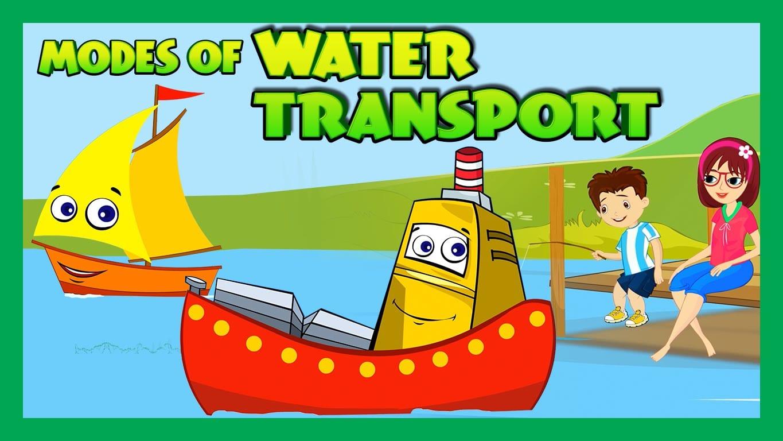 Modes Of Transportation For Children