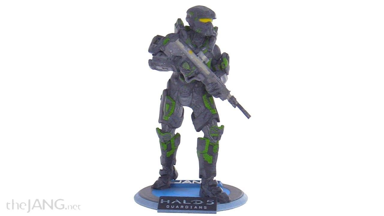 Custom Sandboxr 3d Printed Halo 5 Spartan Xl