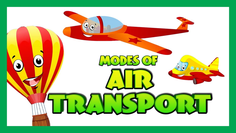 Air Transport For Children