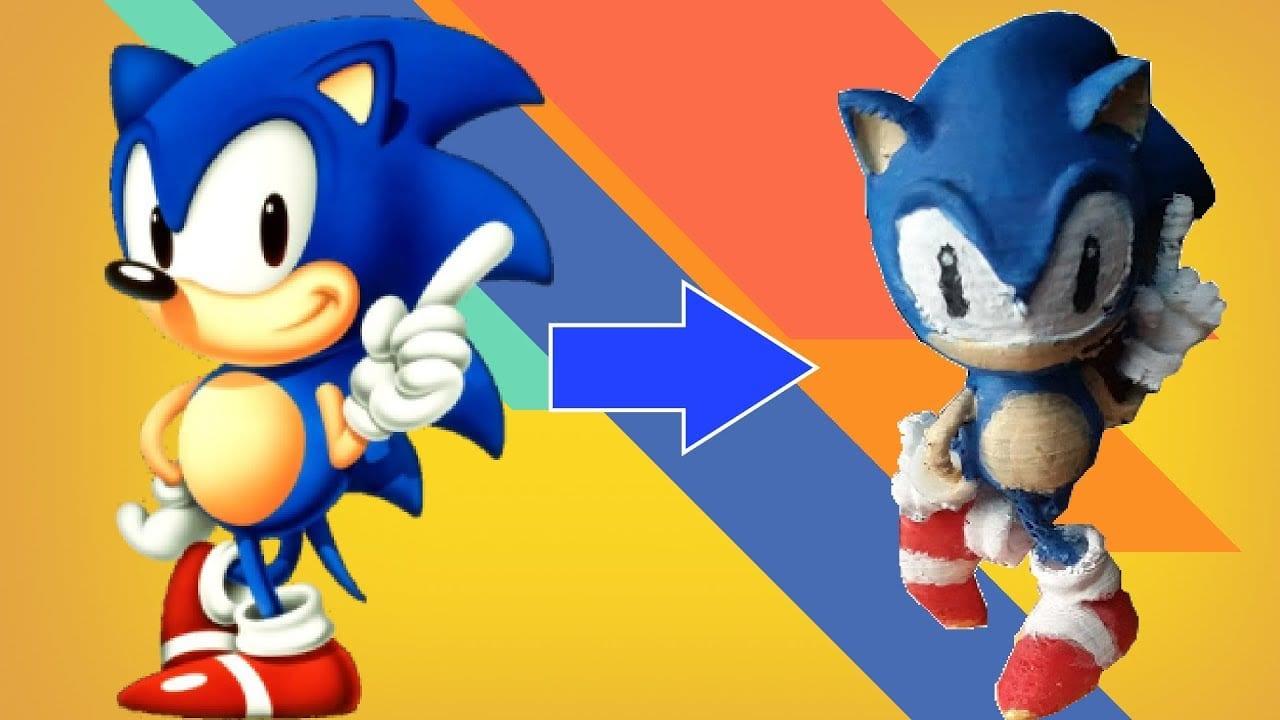 Classic Sonic (amiibo)