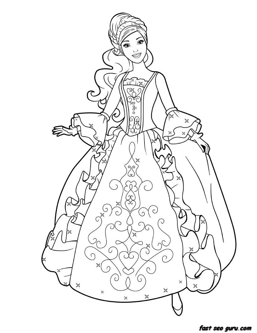 Princess Printable