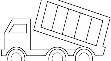 Printable Truck Pictures