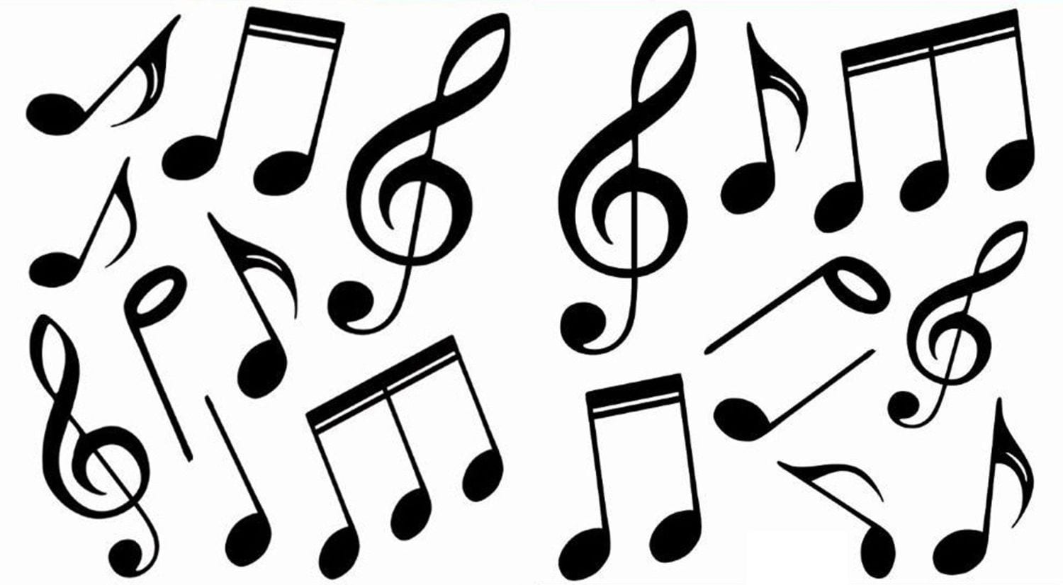 Free Pictures Of Music Notes And Symbols, Download Free Clip Art