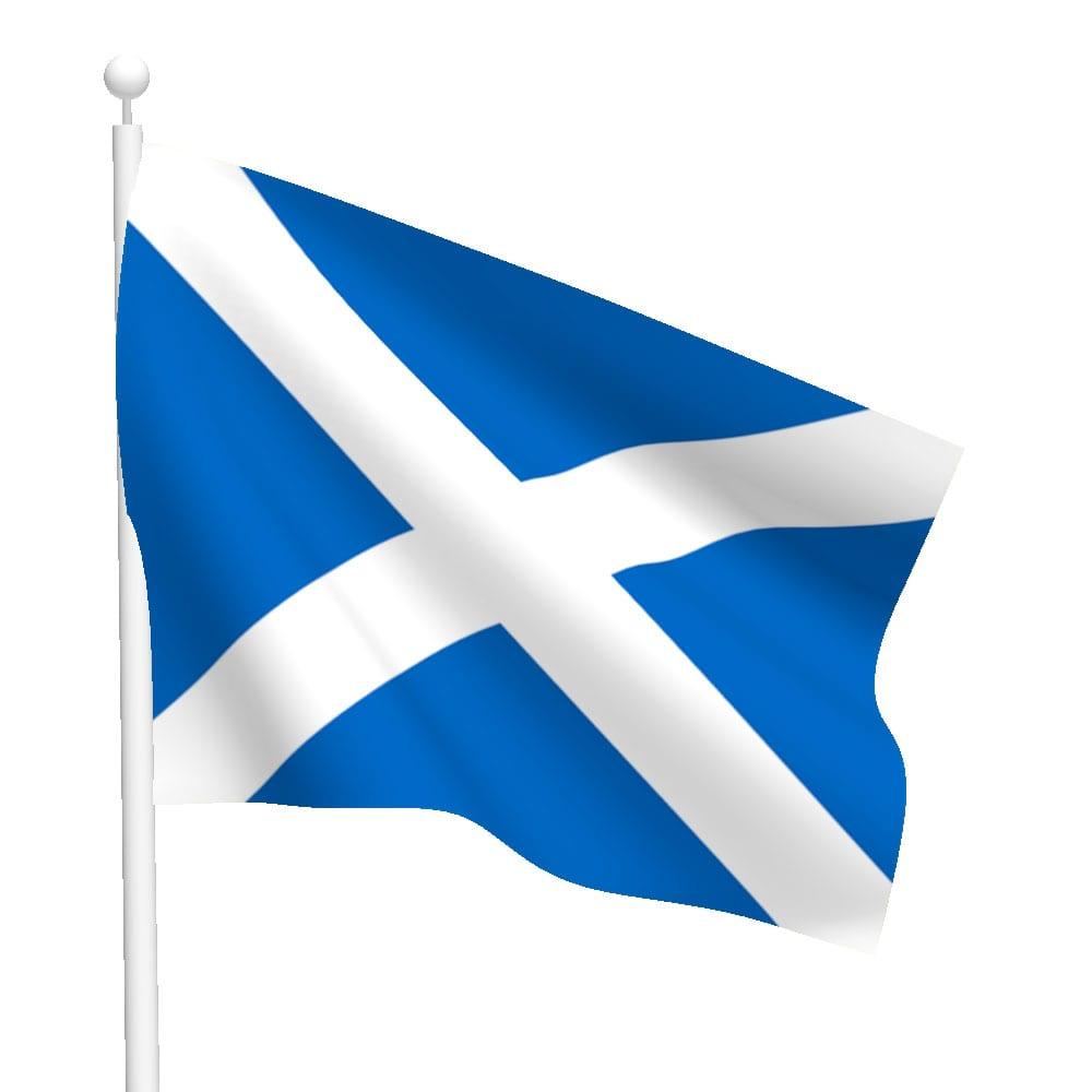 Scotland Saint Andrews Cross Flag
