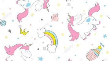 Unicorn Pictures For Kids