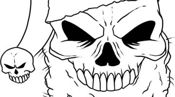 Printable Skull Pictures