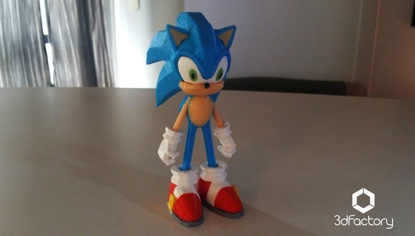 3d Printed Sonic