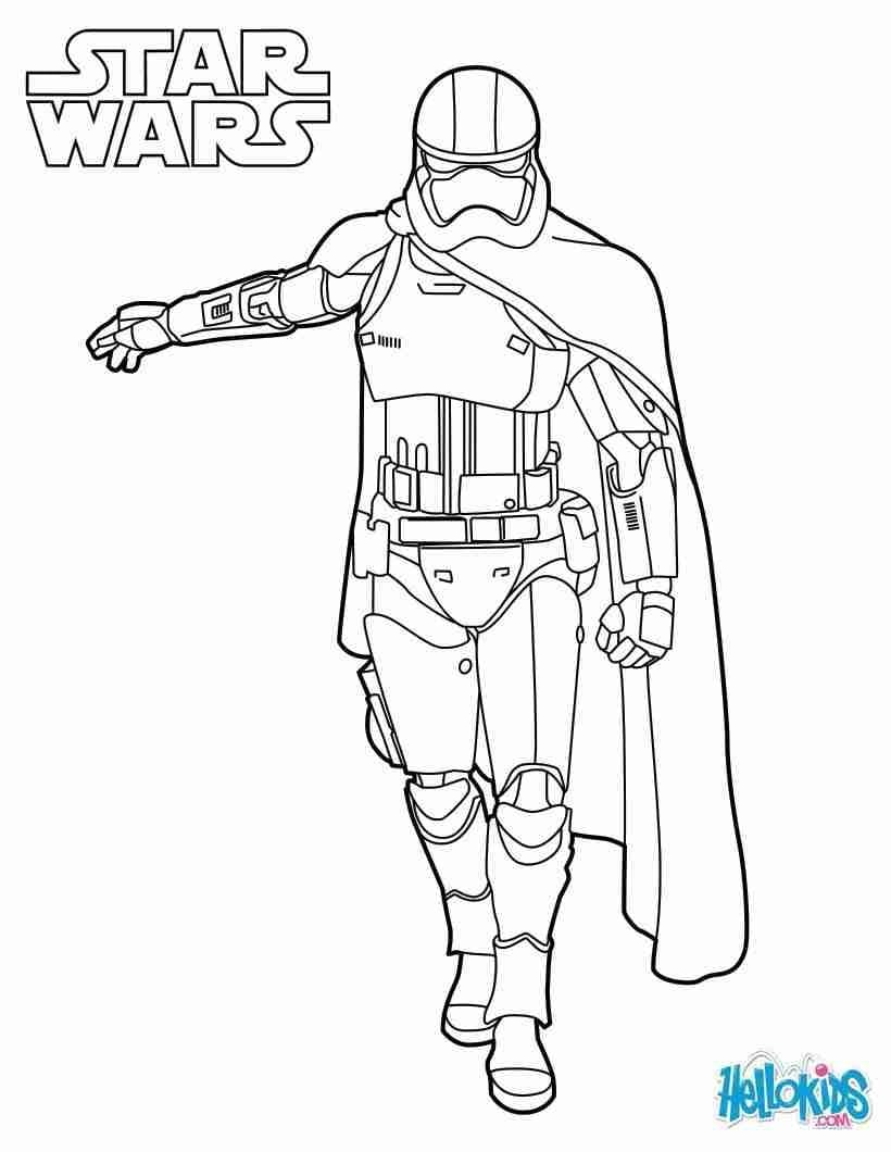 Storm Trooper Coloring Pages - NEO Coloring