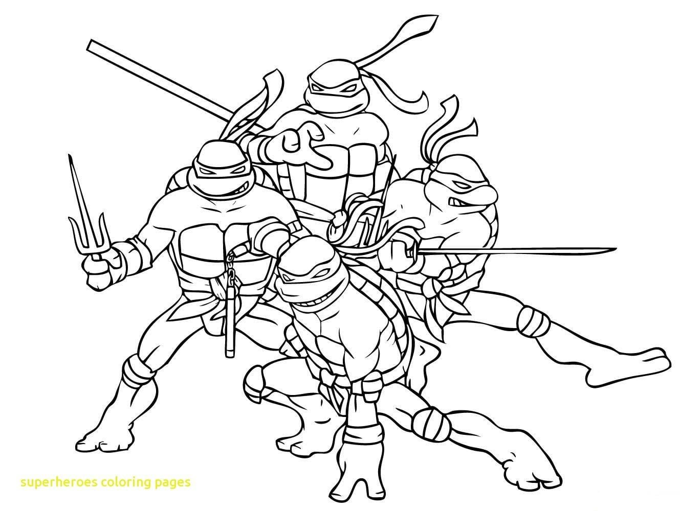 Superhero Coloring Pages Free To Print Best Of Superheroes