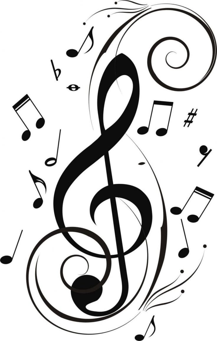 Survival Music Note Printables Unsurpassed Printable Notes Symbols