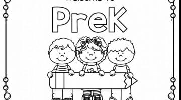Coloring Pictures Back To School