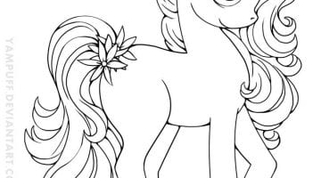 Printable Unicorns To Color