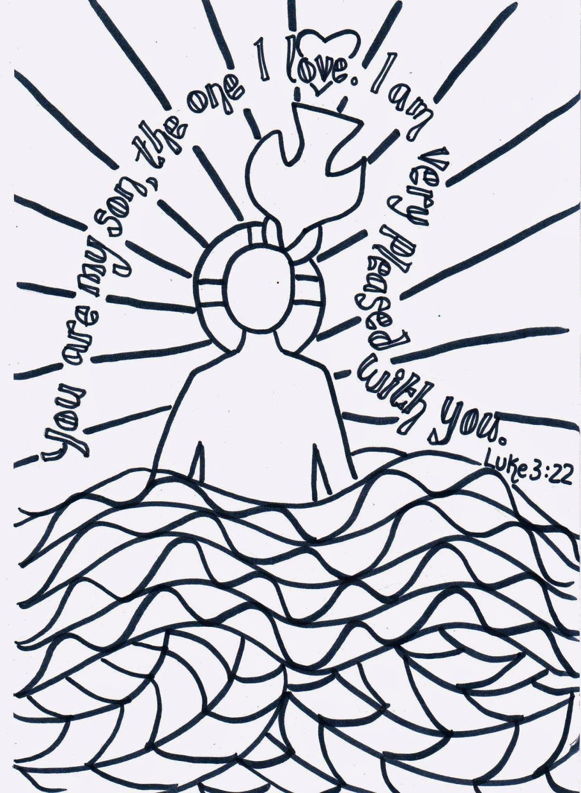 Flame  Creative Children's Ministry  Reflective Colouring  The