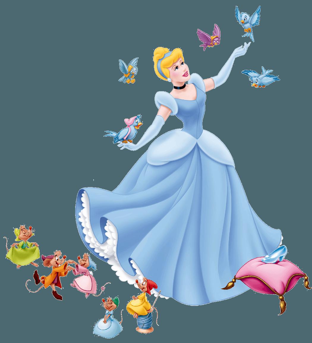 Cinderella Mice Clipart
