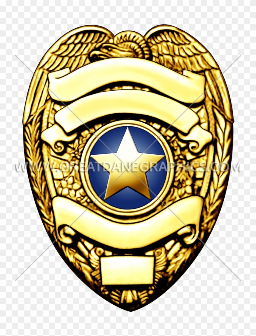 Attractive Police Badge Printable Excellent Wonderful