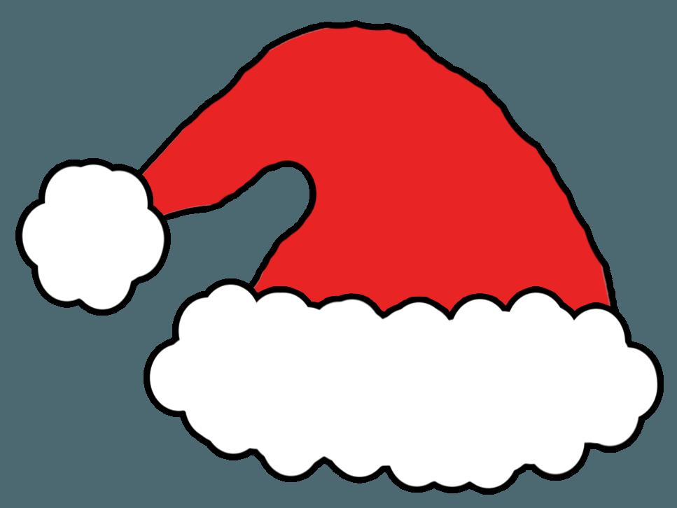 Santa Clothes Clipart