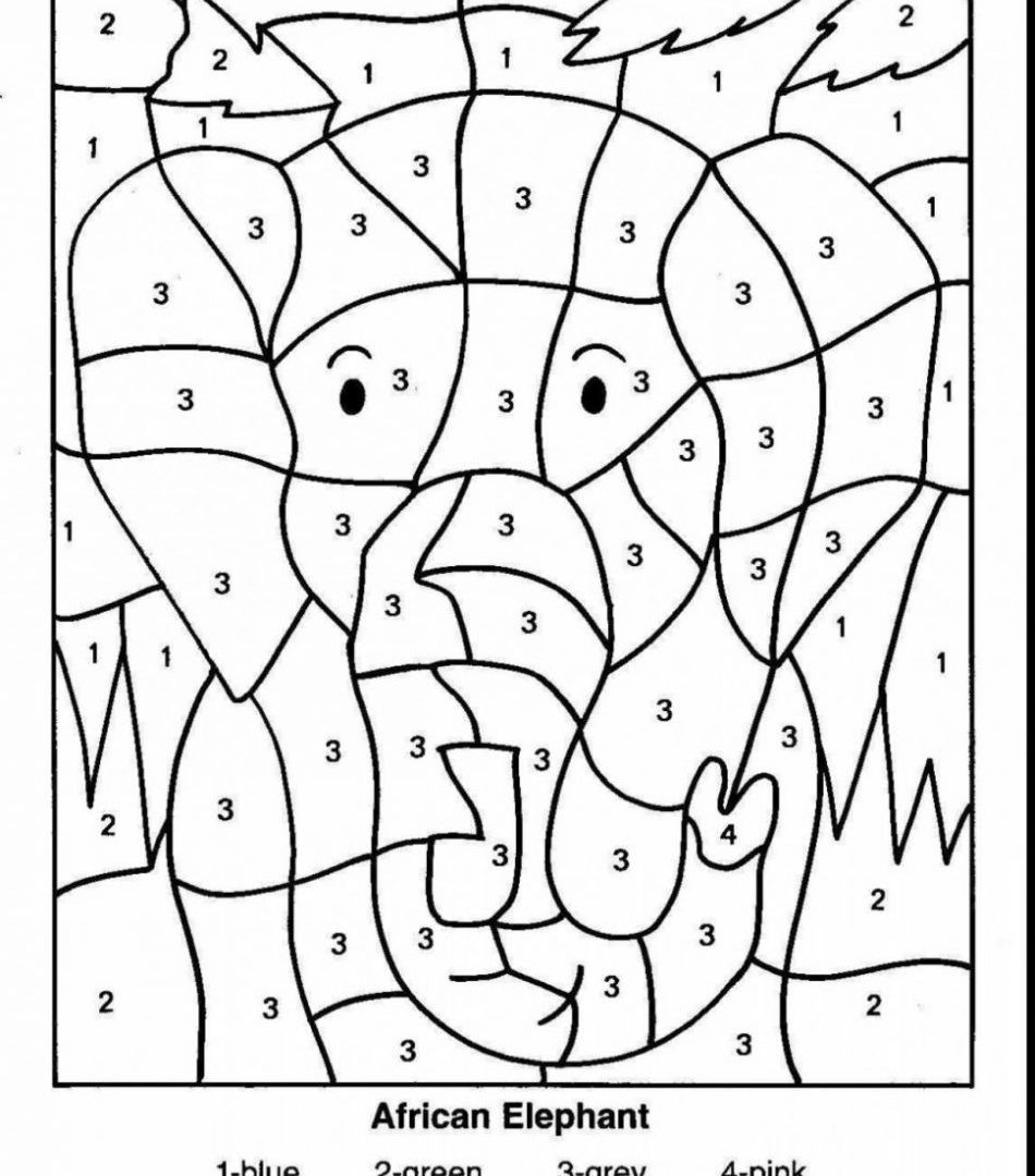 Fresh 2nd Grade Math Coloring Worksheets