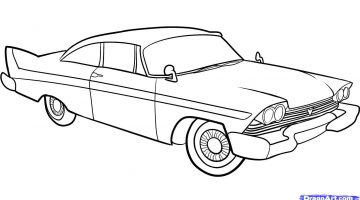 Pics Of Cars To Draw