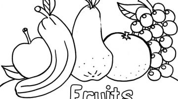 Printable Coloring Sheets For Boys