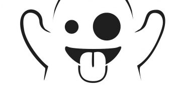 Free Printable Ghost Templates