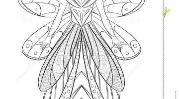 Flower Fairy Pictures To Colour