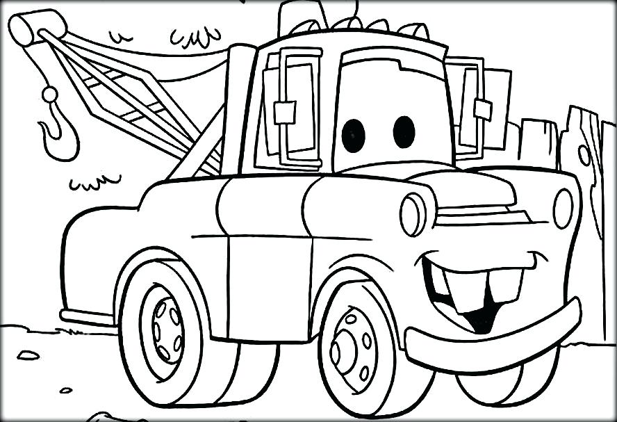 Cars Coloring Pages  40480