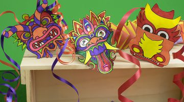 Chinese Dragon Pictures For Children