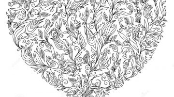 Coloring Pages St Valentine