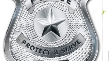 Printable Pictures Of Police Badges