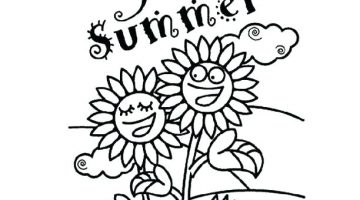 Free Printable Summer Olympic Coloring Pages