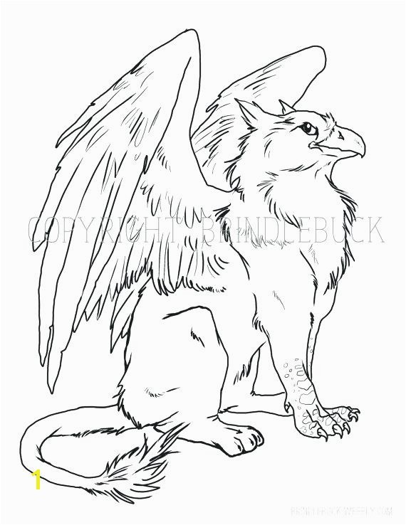 Griffin Coloring Pages Fresh Baby Griffin Coloring Pages