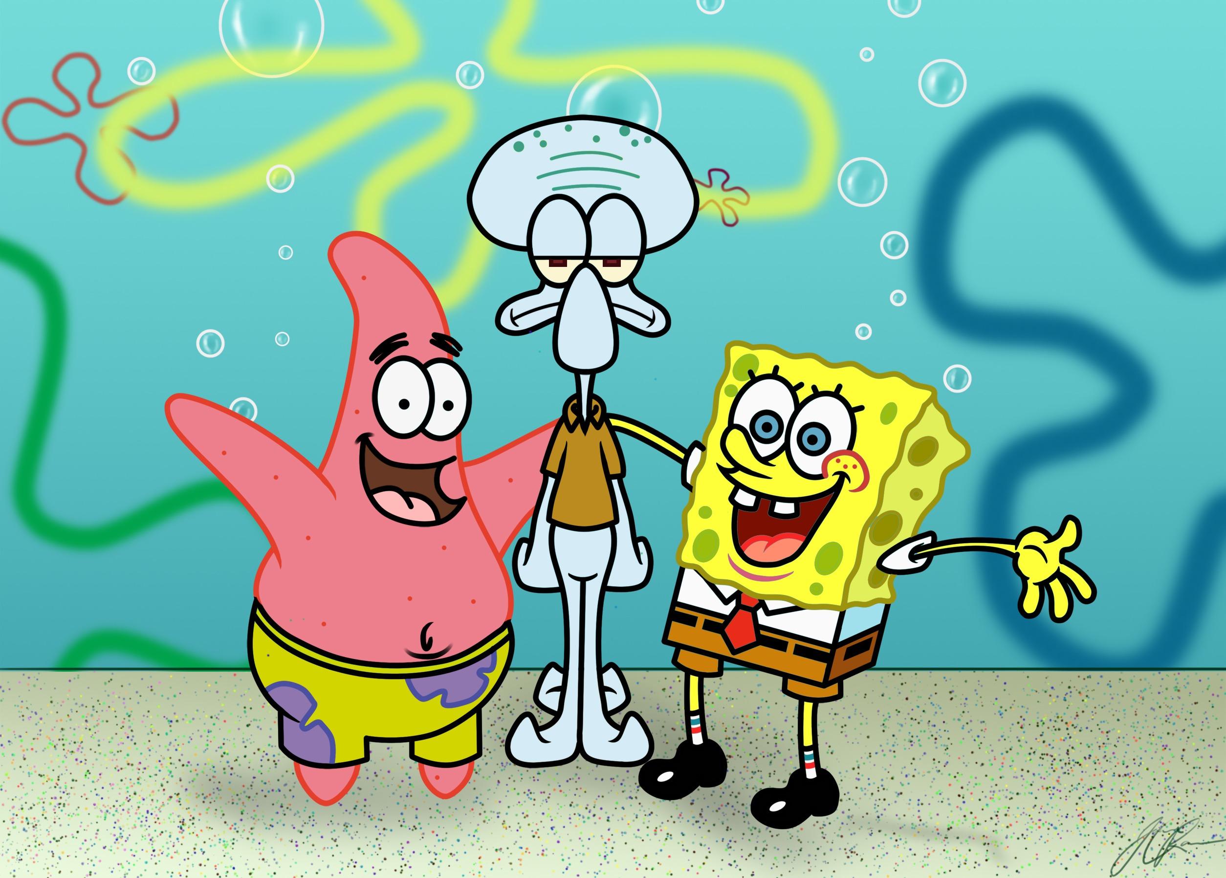 Sponge Bob Square Pant  610